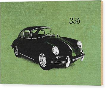 356 Wood Print by Mark Rogan
