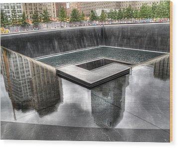 911 Memorial Wood Print