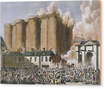 French Revolution, 1789 Wood Print by Granger