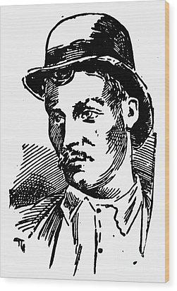 Mafia, 1891 Wood Print by Granger