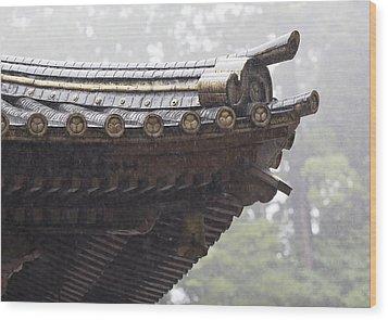 Nikko Wood Print