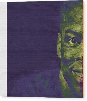 #oscars @chrisrock @jerryseinfeld Wood Print