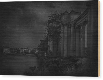 Wood Print featuring the photograph Palace Of Fine Arts by Ryan Photography