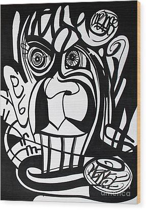 'untitled' Wood Print by Jake Messing