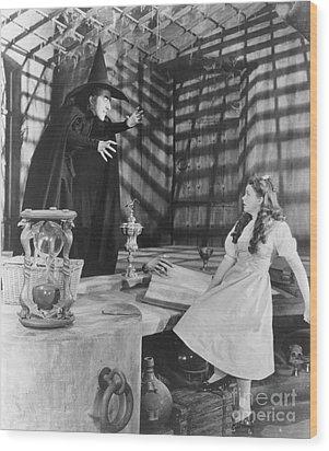 Wizard Of Oz, 1939 Wood Print