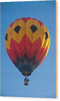 2010 Prosser Balloon Fest 7 Wood Print by Robert  Torkomian