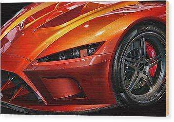 2012 Falcon Motor Sports F7 Series 1  Wood Print by Gordon Dean II