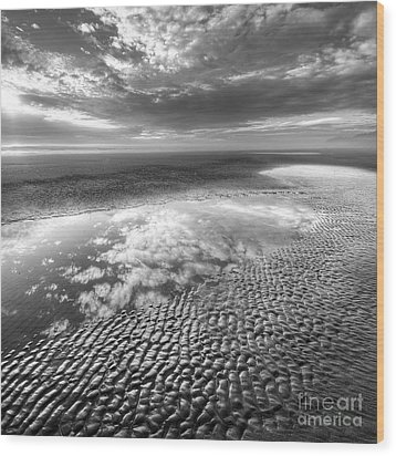 Second Beach Wood Print by Twenty Two North Photography