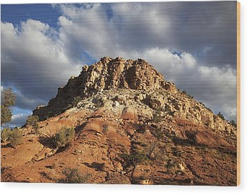 Capitol Reef National Park Wood Print by Mark Smith