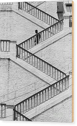 Algeria 1969 Wood Print