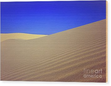 Desert Wood Print by MotHaiBaPhoto Prints