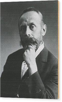 Rudolph Virchow 1821-1902, German Wood Print by Everett