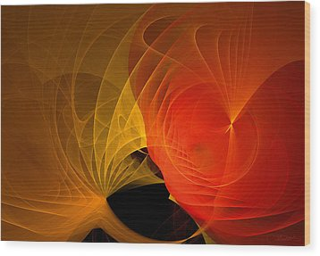 302 Wood Print by Lar Matre