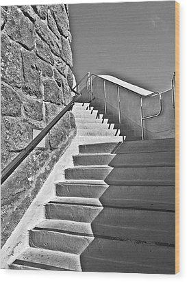 60/40 Wood Print