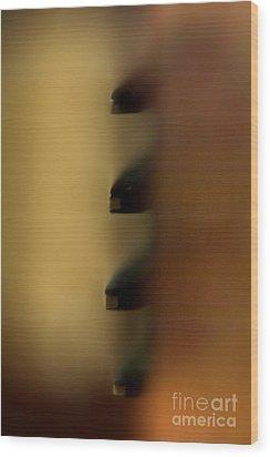 A Forks Tale Wood Print by Kym Clarke
