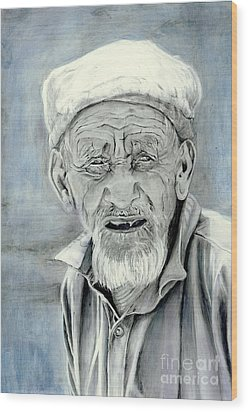 A Life Time Wood Print by Enzie Shahmiri