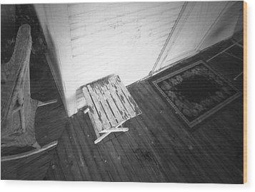 A Memory Retold Wood Print