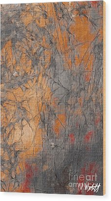 A New Vision Wood Print by William Wyckoff