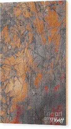 A New Vision Wood Print
