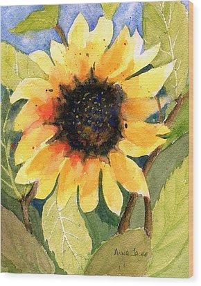 A Taste Of Sunshine Wood Print