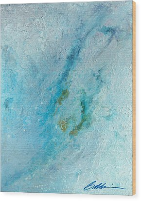 Abstract 200907 Wood Print