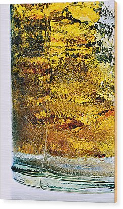 Abstract #8442 Wood Print