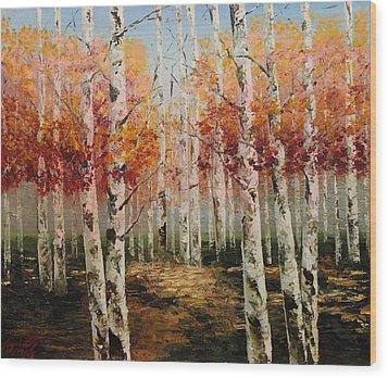 Acrylic Msc 096 Wood Print