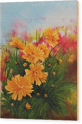 Acrylic Msc 216 Wood Print