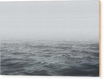 Aeon Wood Print by Taylan Apukovska