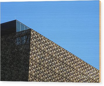 African American History And Culture 2 Wood Print by Randall Weidner