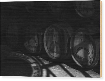Wood Print featuring the photograph Aging by Christi Kraft