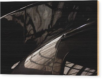 Wood Print featuring the photograph Airbus by Paul Job