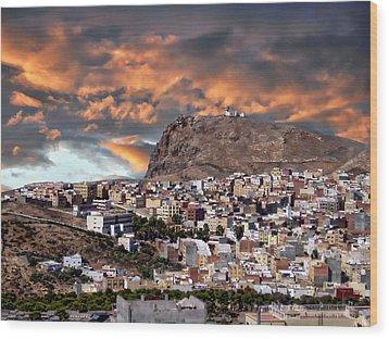 Al Hoceima - Morocco Wood Print