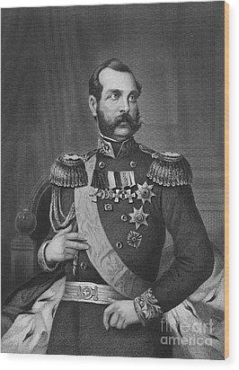 Alexander II (1818-1881) Wood Print by Granger