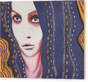 Alice Wood Print by Sheridan Furrer