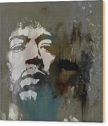 All Along The Watchtower  Wood Print by Paul Lovering