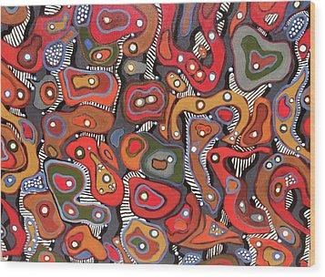 Amapas #9 Wood Print