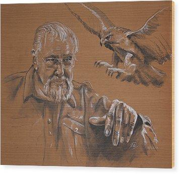 Andy 4.1 Wood Print