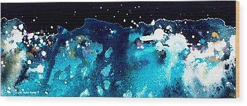 Antares Omega Wood Print by Lee Pantas