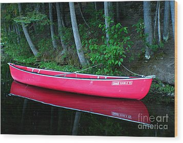 Anticipation Wood Print by Idaho Scenic Images Linda Lantzy