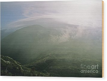 Appalachian Trail - White Mountains New Hampshire Usa Wood Print by Erin Paul Donovan