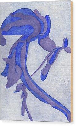 Aristolochia Wood Print