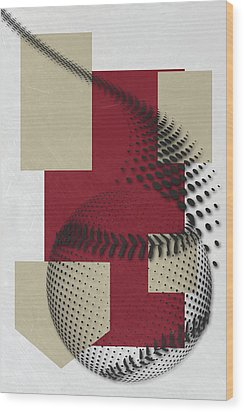 Arizona Diamondbacks Art Wood Print