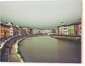 Arno Wood Print