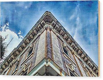 Art Deco Lexington Wood Print