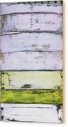 Art Print Abstract 11 Wood Print