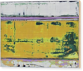 Art Print Abstract 81 Wood Print