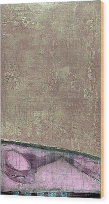 Art Print Abstract 94 Wood Print