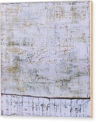 Art Print Abstract 96 Wood Print