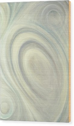 Ascending Wood Print